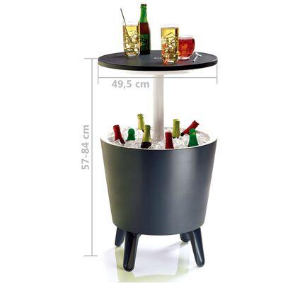 Keter Chladiaci bar, antracitový 192710