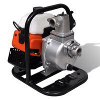 Vodné čerpadlo s dvojtaktným benzínovým motorom 1,2 kW 0,95 L