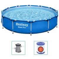 Bestway Steel Pro Rámový bazén 366x76 cm