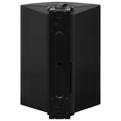 vidaXL Nástenné stereo reproduktory do interiéru a exteriéru 2 ks čierne 120 W