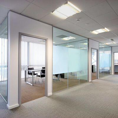 vidaXL Matná okenná fólia na vytvorenie súkromia, mliečne sklo, lepiaca, 0,9 x 50 m