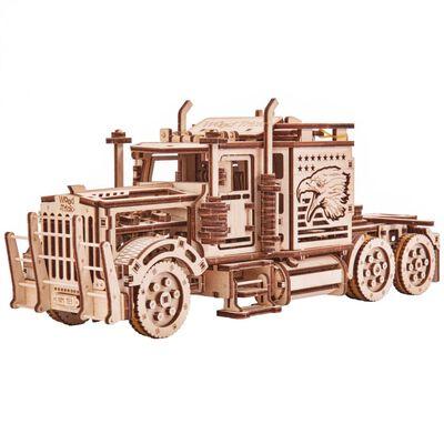 Wood Trick Drevený model kamiónu v mierke