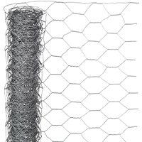 Nature Drôtené pletivo šesťhranné 1x5 m 13 mm pozinkovaná oceľ