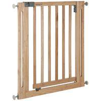 """Safety 1st Bezpečnostná zábrana """"Easy Close"""", 77 cm, drevená, 24040100"""