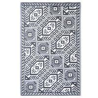 Esschert Design Vonkajší koberec 182x122 cm diamant