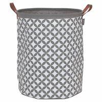Sealskin Kôš na prádlo Diamonds sivý 60 l 362302012