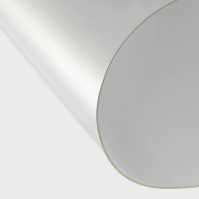 vidaXL Chránič na stôl, matný 120x60 cm, 2 mm, PVC