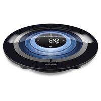 Medisana Body Osobná váha TargetScale 3 180 kg čierna a strieborná