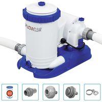 Bestway Flowclear Filtračné čerpadlo do bazéna 9463 l/h