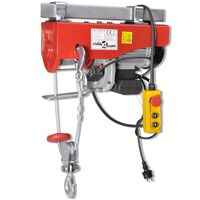 Elektrický naviják 1300 W, 500/999 kg