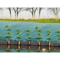 Nature Textília proti burine 2,1x25 m zelená