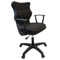Good Chair Ergonomické kancelárske kreslo NORM čierne BA-B-6-B-C-FC01-B