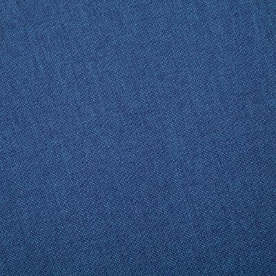 vidaXL Látková 2-miestna pohovka modrá