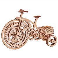 Wood Trick Drevený model bicykla v mierke