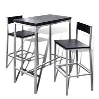 Raňajkový set - barový stôl a stoličky