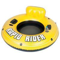 Bestway Rapid Rider Nafukovacie koleso do vody pre jedného 43116