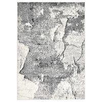 vidaXL Koberec, sivý 140x200 cm, PP