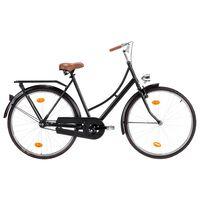 """vidaXL Holandský bicykel, 28"""" koleso, 57 cm rám, dámsky"""