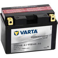 Varta Motocyklová batéria Powersports AGM TTZ14S / TTZ14-BS