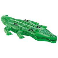 Intex Nafukovačka v tvare veľkého krokodíla 203x114 cm