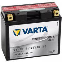 Varta Batéria do motocyklov Powersports AGM YT12B-4/YT12B-BS