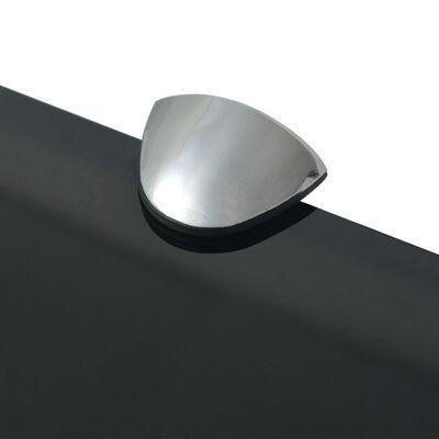 vidaXL Nástenná sklenená polička, 70x10 cm, 8 mm