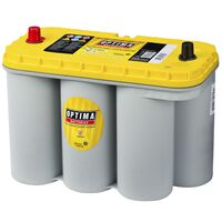 Batéria Optima so žltým vrchom 12 V 75 Ah YT S-5.5