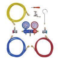 2-ventilový tester tlaku klimatizácie
