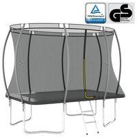 vidaXL Súprava trampolíny obdĺžniková 274x183x76 cm 150 kg