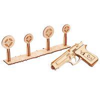 Wood Trick Drevený model zbrane v mierke