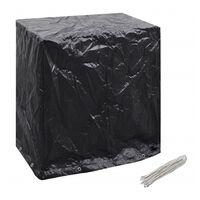 vidaXL Obal na záhradný nábytok/pingpongový stôl 8 očiek 160x55x182cm