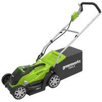 Greenworks Kosačka na trávu bez 40 V batérie G40LM35 2501907