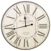 vidaXL Vintage nástenné hodiny 60 cm Londýn