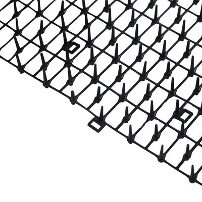 vidaXL Odpudzovač zvierat 400x30 cm PP