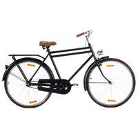 """vidaXL Holandský bicykel, 28"""" koleso, 57 cm rám, pánsky"""