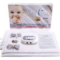 Monitor dychu Baby Control BC - 230i, pre dvojčatá s 2x2 senzorovými