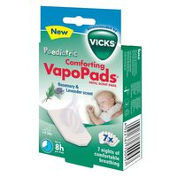 VICKS VAPOPADS Aromatické vankúšiky s vôňou rozmarínu a levandule pr