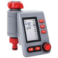 vidaXL Záhradný digitálny vodný časovač s jedným výstupom