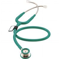 MDF 777C Stetoskop pediatrický, zelený
