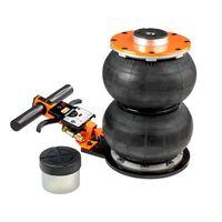 BAHCO 2-stupňový balónový zdvihák na výmenu pneumatiky, krátky, 2000 kg, BH9BJ22SSH