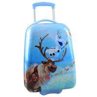 Disney Frozen Sven a Olaf, Cestovný kufor pre deti, veľkosť 31 x 21