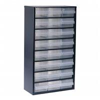 Raaco skrinka 1224-02 s 24 zásuvkami 137409