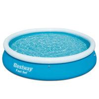 Bestway Fast Set Nafukovací bazén, okrúhly 366x76 cm 57273