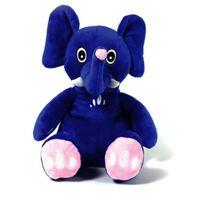KiNECARE VM-HP23 Termofor plyšové zvieratko  -slon, 30 x 21 cm