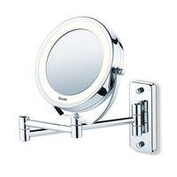 Beurer Osvetlené kozmetické zrkadlo BS59, strieborné, 584.10