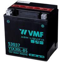 Batéria VMF Powersport Liquifix, 12 V 30 Ah, YIX30L-BS