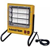 Elektrický infračervený ohrievač Master TS3A