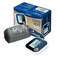 VITAMMY SUPER BEAT ramenný tlakomer, farba modrá/zlatá