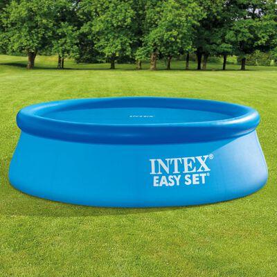 Intex Solárna bazénová plachta, okrúhla 244 cm