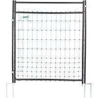 Kerbl Dvere pre elektrický oplotok 95-125 cm 446518